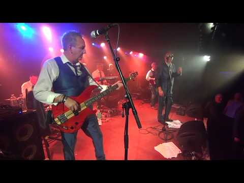 Big Vern N The Shootahs - Lovely Day - LIVE At Oran Mor 2018