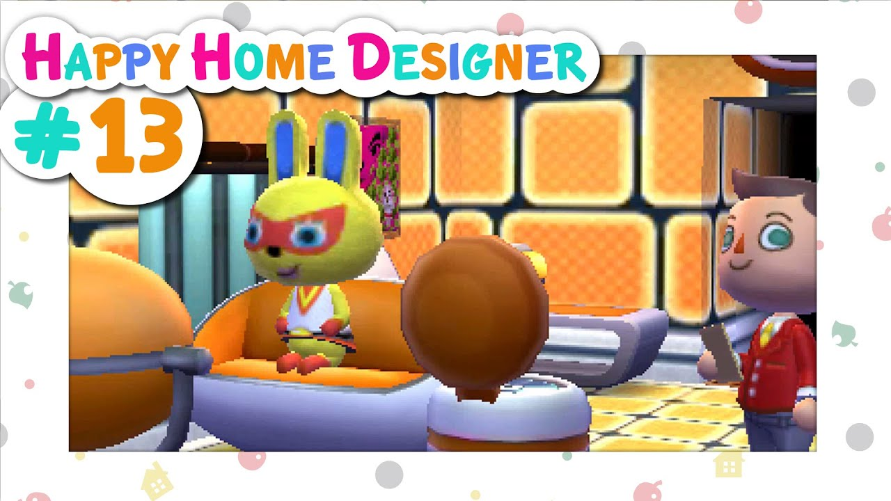 Animal Crossing Happy Home Designer 13 Mission Control Youtube