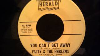 Patty and The Emblems - You Can