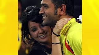 """I've seen the world through Mahi"" - Sakshi Dhoni on their 10th Year Anniversary"