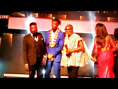 EBONY WIN VGMA 2018 AFRO-POP SONG OF YEAR