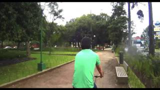 Ciclovía Corredor Central Ciudad de Guatemala