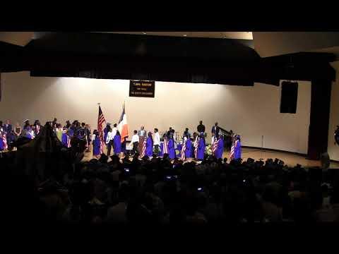 Clara Barton High School Graduation 2018