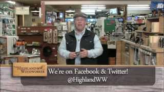 The Highland Woodworker Episode 1