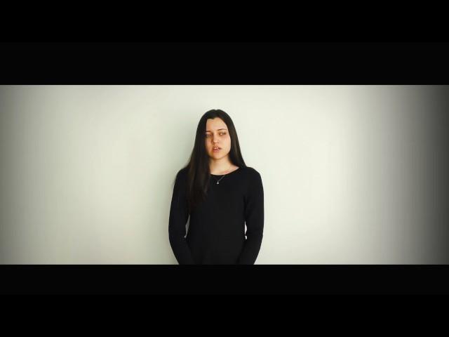 Изображение предпросмотра прочтения – «Ученики МОУ СОШ 34 Комсомольск-на-Амуре» читают произведение «Она сидела на полу…, Весь день она лежала в забытьи..., Silentium» Ф.И.Тютчева