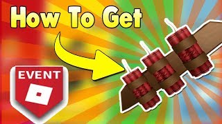 *ACTION EVENT* HOW TO GET DYNAMO'S BANDOLIER | HEROS OF ROBLOXIA ROBLOX