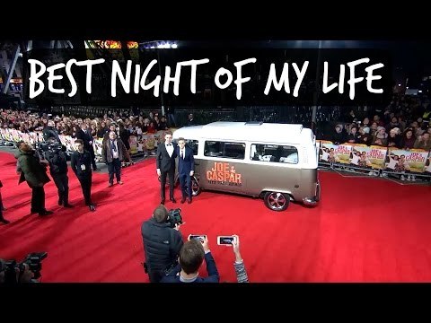 BEST NIGHT OF MY LIFE
