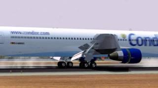 Fly Crosswind - an FS2004 film