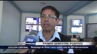 Serenazgo de Víctor Larco realizó más de 200 intervenciones
