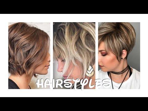 30 beautiful short layered HAIRSTYLES