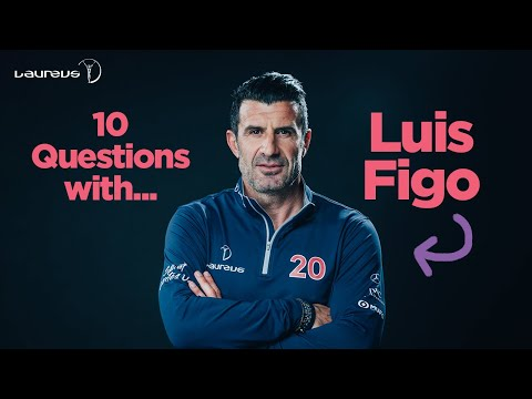 10 Questions with Luis Figo