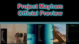 Mw2 CFG Menu [Official Preview] Project Mayhem