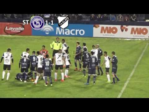 Cambió la cara: Independiente Rivadavia tuvo reacción e igualó con All Boys