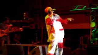 CAPLETON Mama you strong LIVE @ SUMMERJAM 2010