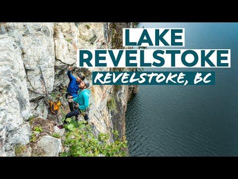 Climbing In Revelstoke, BC | VLOG Part 4