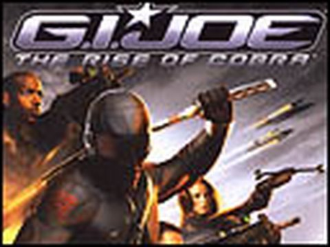 Classic Game Room HD - G.I. JOE THE RISE OF COBRA Xbox 360 ...