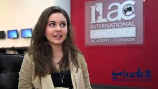 Канада. Мария Ярошевская. Курсы английского языка в школе ILAC. English Courses 2013(Наша студентка - Мария делится своими впечатлениями про Канаду, людей, природу, курсы английского языка..., 2013-04-11T07:59:48.000Z)