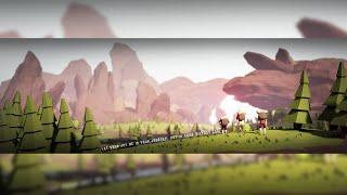 | PigArt | BLENDER Low Poly: Journey