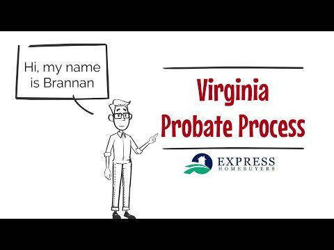 Virginia Probate Process