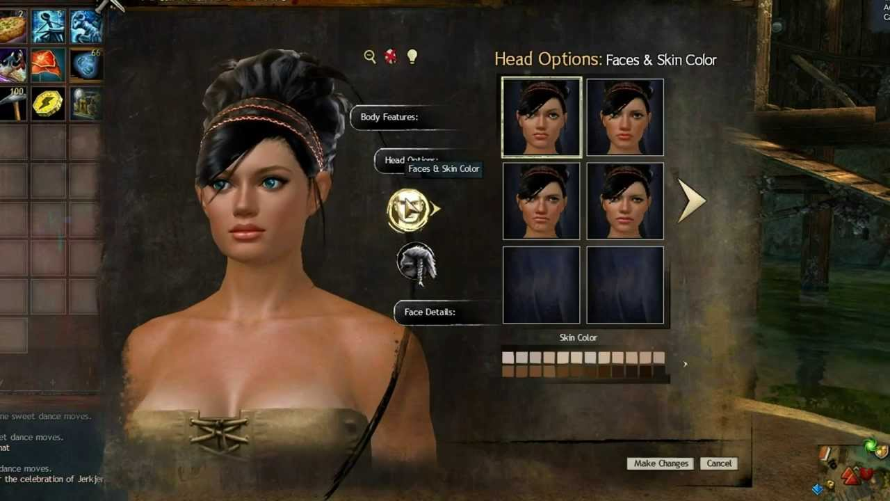 Guild Wars 2 All The New Hairstyles Except Charr Youtube