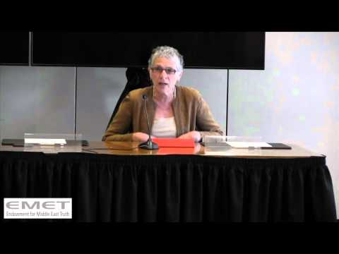 "NY Chapter Event: ""Joining Up the Dots in a New World Order"" Featuring Melanie Phillips"