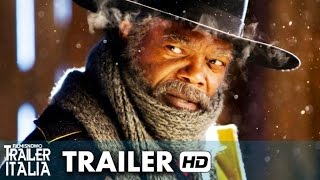The Hateful Eight Trailer Teaser Italiano Ufficiale (2016) - Quentin Tarantino [HD]