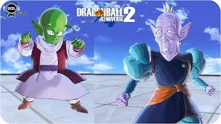 Dende and Old Kai  - Dragon Ball Xenoverse 2 mod