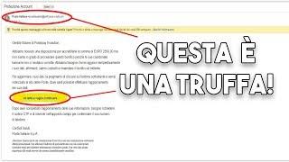 HANNO PROVATO A TRUFFARMI !!! - PHISHING CHE ROBA È !?