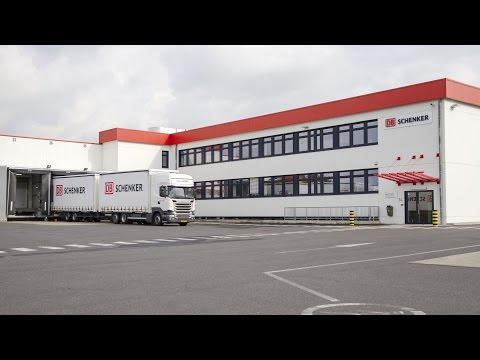 DB Schenker in Belgium - Transportation hub in the heart of Europe