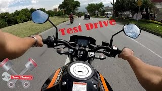 Suzuki Gixxer 150 Test Drive + Ficha Técnica | ToroMotos