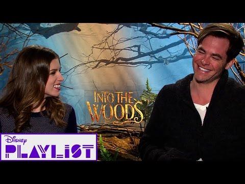 Anna Kendrick On Her Favorite Into The Woods Scene | Disney Playlist