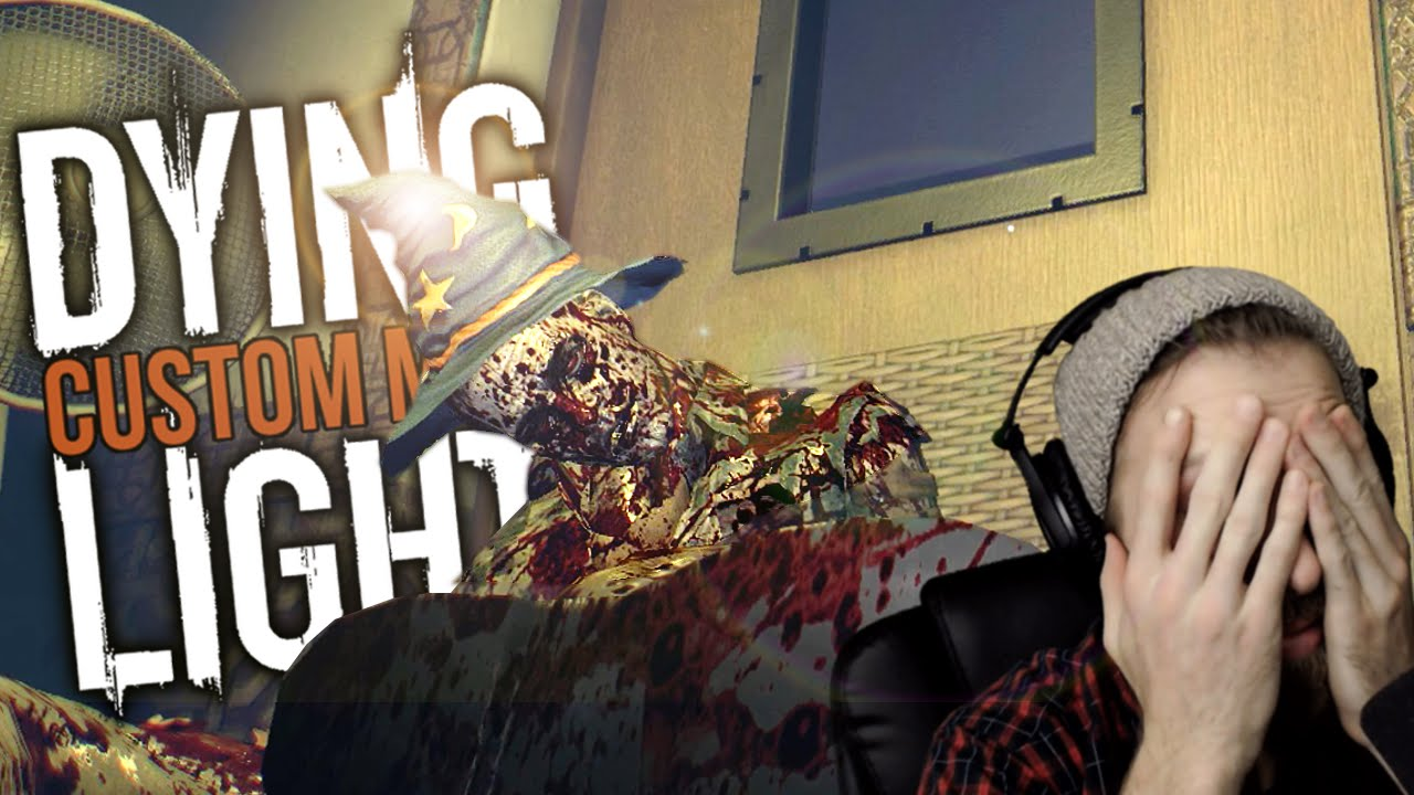 LITTLE GUY BIG FRUSTRATION Dying Light Custom Map Little Big - Little big world map