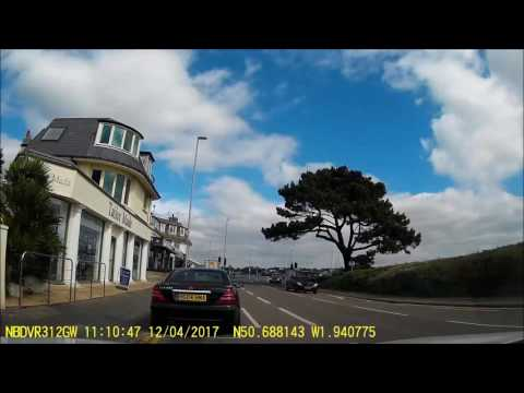 Driving in Sandbanks and Poole