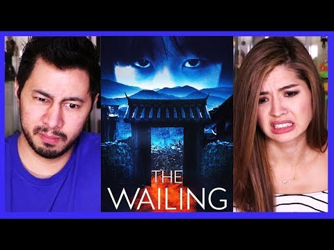 THE WAILING | Korean | Trailer Reaction!