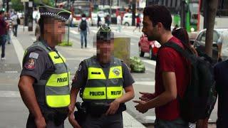 Download Video PEGADINHA: FALANDO ÁRABE COM A POLÍCIA MP3 3GP MP4