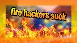 Roblox - Fire Hackers Are Ruining Jailbreak