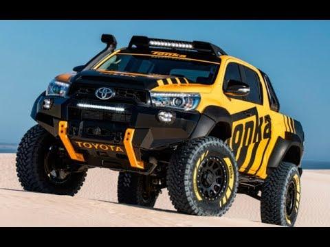 New 2018-2019 Toyota Hilux Tonka Next Reviews