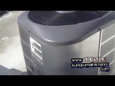 How To Replace Dual Cap Air Conditioner Run Capacitors To