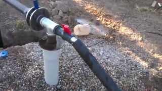 Seyyar Güneş Enerjisi Sistemi ile Dalgıç Pompa Çalıştırma