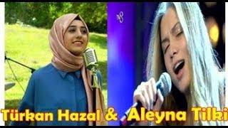 Aleyna Tilki  ' mi  &  Yoksa (  Türkan Hazal' mı (  Gesi Bağları )  Vdeo Klip ) Yeni 2018