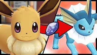 What Happens If You Force Your Starter To Evolve In Lets Go Pikachu And Eevee