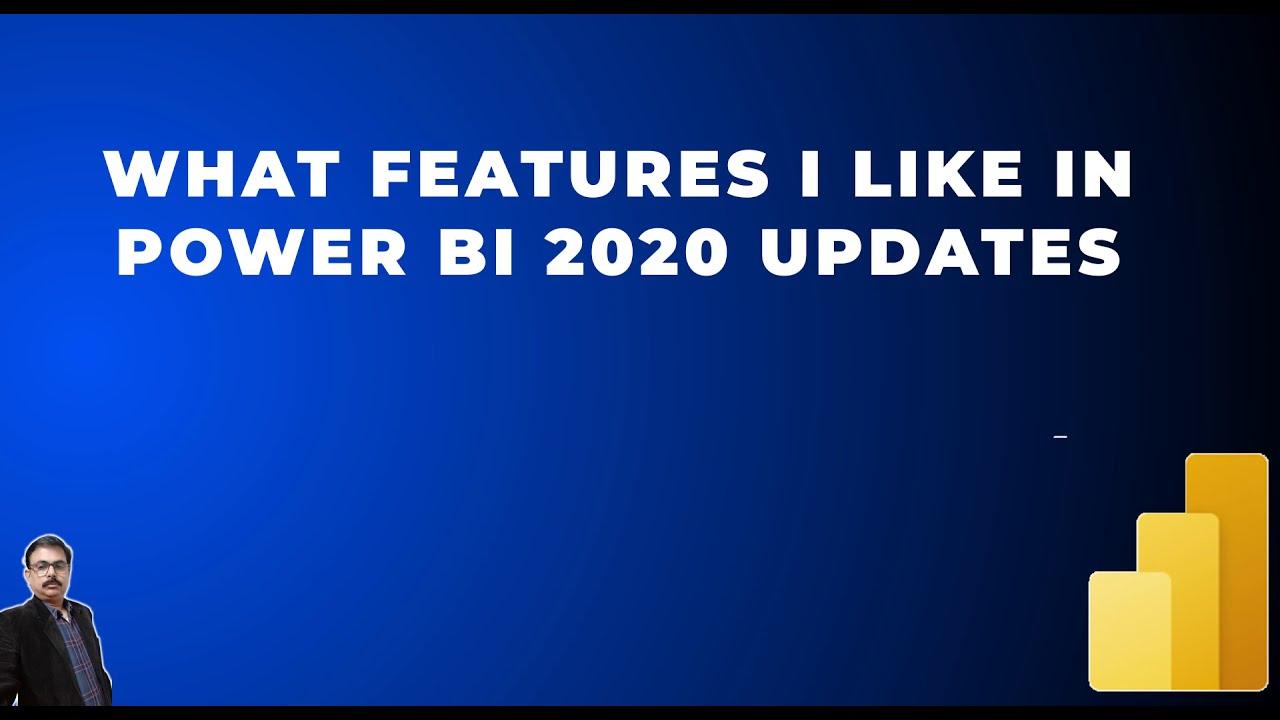 Power BI Updates - Filter Pane Features