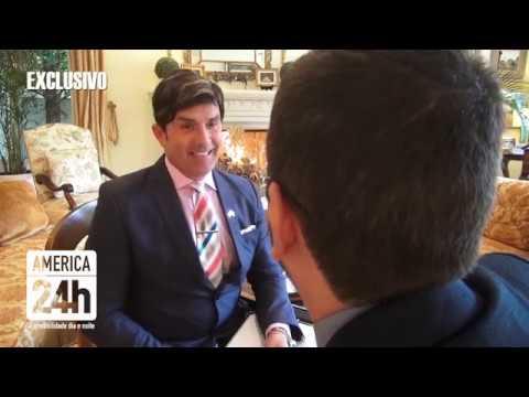 Entrevista com Dr  Robert Rey em Beverly Hills