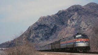 Amtrak E8
