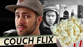 Filmabend bei Dominik | Was ist eigentlich Entertain TV ? | Couchflix