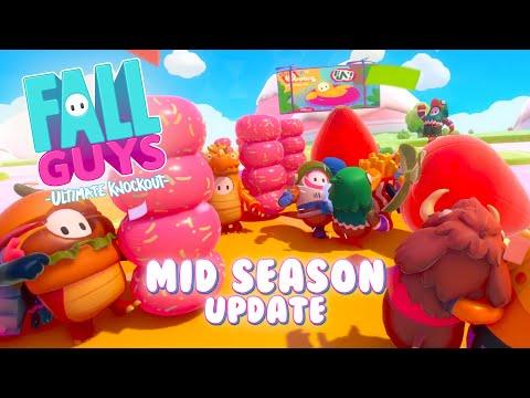 Fall Guys - Season 2 Mid Season Update