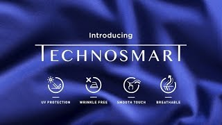 Raymond Fine Fabrics presents Technosmart.