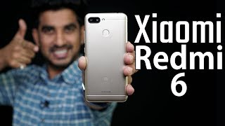 Xiaomi Redmi 6 Hindi Review Should you buy it in India?[Hindi हिन्दी]
