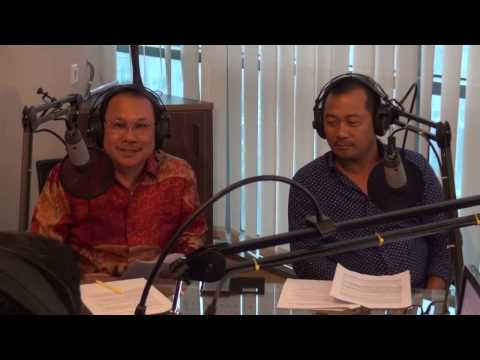 RADIO ELJOHN TALKSHOW BERSAMA CEO SRIWIJAYA AIR GROUP DAN DIREKTUR UTAMA NAM AIR