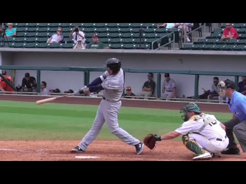 Erceg's Skills on Display at Arizona Fall League